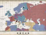 Europe Map Wiki Image Europe Map Jpg World Witches Series Wiki Fandom