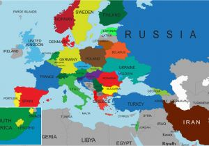 Europe Political Map Hd 28 Thorough Europe Map W Countries