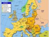 Europe Political Map Quiz Map Of Europe Member States Of the Eu Nations Online Project