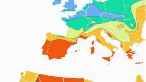 Europe Sunshine Map Us Vs Europe Annual Hours Of Sunshine Geovisualizations