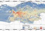 Europe Terrain Map Maps On the Web Co2 Emissions In 2014 In Europe Maps