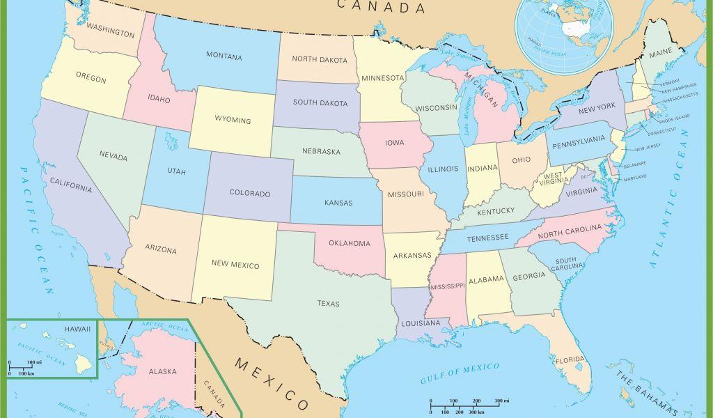 Everett Michigan Map Us East Coast Political Map Valid ...