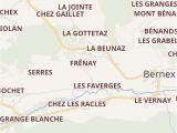 Evian France Map Vinzier Wikidata