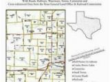 Fannin County Texas Map Fannin County Texas Ebay