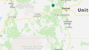 Fire Colorado Springs today Map Colorado Current Fires Google My Maps