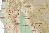 Fires In California today Map Map Of Fires In California today Map Of Current California