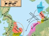 First Map Of Europe 25 Maps that Explain the English Language Middle Ages
