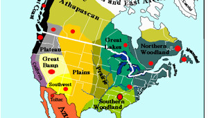 First Nations Map Of Canada Map Of Pre Contact Indian Nations Story Of the World Volume 3