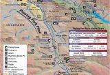 Fly Fishing Colorado Map Roaring fork River Fishing Map