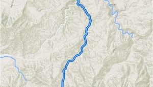 Fly Fishing Tennessee Map West Prong Little River Fishing Report Tennessee Fishing Reports