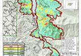 Forest Fire Map oregon Willamette National forest Fire Management