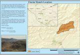 Fort Davis Texas Map Frazier Canyon Ranch
