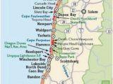 Fort Rock oregon Map Map or oregon Coast Secretmuseum