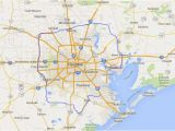 Fort Sam Houston Texas Map See How Grand Parkway Compares In Size to Other Land formations