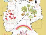France & Spain Map Princess Map Fashion Dresses