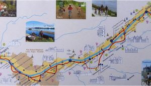 France Cycling Maps Loire Valley Cycling Pictures and Information France