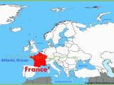 France Location In World Map Printable Map Of France Tatsachen Info