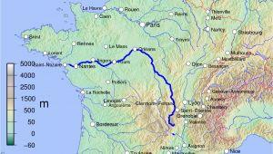 France Loire Valley Map Loire Wikipedia