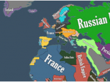 France On A Map Of Europe Maps for Mappers Historical Maps thefutureofeuropes Wiki