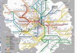 France Rer Map Paris Rer Wiki