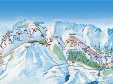 France Ski Resort Map Bergfex Piste Map andermatt Gemsstock Panoramic Map andermatt