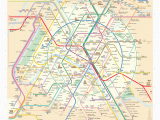 France Subway Map How to Use Paris Metro Step by Step Guide to Not Get Lost In 2019