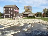 Frankenmuth Michigan Map Fish Ladder Near Frankenmuth Lager Mill Picture Of Frankenmuth