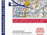Frankfurt France Map Icao Karte Blatt Frankfurt Ausgabe 2019 Segelflug 1 500 000 Vorbestellung