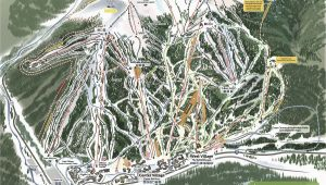 Fraser Colorado Map Winter Park Colorado Map New Copper Mountain Resort Trail Map Maps