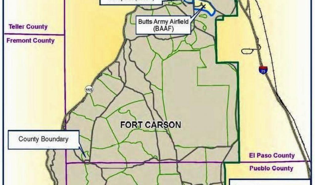 Fort Carson Colorado Comments