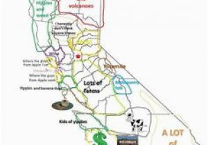 Map Of California Funny.California Map Funny