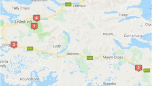 Galway Ireland Maps Google Connemara Co Galway Ireland Google My Maps