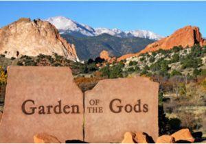 Garden Of the Gods Colorado Springs Map Garden Of the Gods Park Visit Colorado Springs