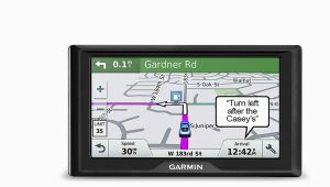 Garmin Canada Map Updates Garmin Drive 61 Usa Lmt S Gps Navigator System with Lifetime Maps Live Traffic and Live Parking Driver Alerts Direct Access Tripadvisor and
