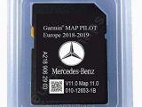 Garmin Maps for Europe Free Download Sd Karte Mercedes Star1 Garmin Map Pilot Europe 2018 V10 A2189062903