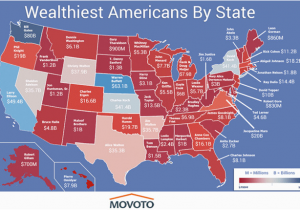 Gates oregon Map the Richest Person In Each State Maps State Map United States