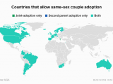 Gay Marriage In Europe Map 10 Maps Show How Different Lgbtq Rights are Around the World
