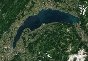 Geneva Map Europe Lake Geneva Wikipedia
