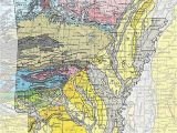 Geologic Map Of Michigan Geologic Maps Of the 50 United States Fifty Nifty Arkansas