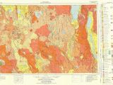 Geological Map Of California Amazon Com Mining Map Alturas California Sheet Ca Mines 1956