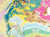 Geological Map Of Canada World Geology Map