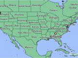 Georgia area Code Map where is atlanta Ga atlanta Georgia Map Worldatlas Com