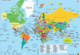 Georgia Country Map with Cities World Map A Map Of the World with Country Name Labeled