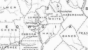 Georgia Gold Belt Map Georgia Gold Belt Wikipedia