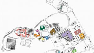 Georgia Gwinnett College Campus Map Maps and