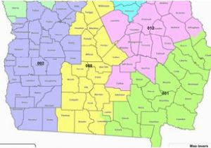 Map Of Georgia District 6.Georgia House Of Representatives Districts Map Map Georgia S