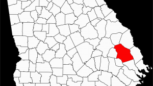Georgia Maps with Counties File Map Of Georgia Highlighting Bulloch County Svg Wikimedia Commons