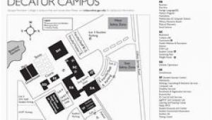 Georgia Perimeter College Decatur Campus Map 8 Best Campus Maps Images Campus Map College Campus Blue Prints