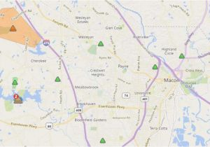 Georgia Power Outage Map atlanta Idaho Power Outage Map Best Of ...
