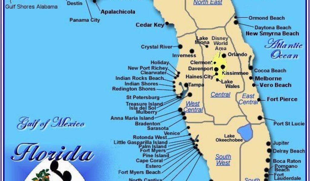Biloxi Point Map